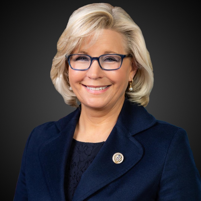 Chair. Liz Cheney