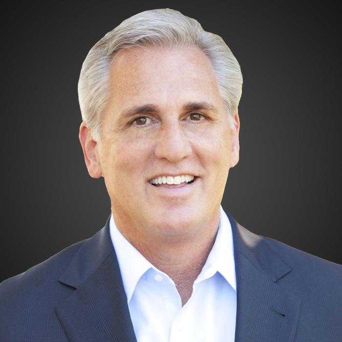 Leader Kevin McCarthy