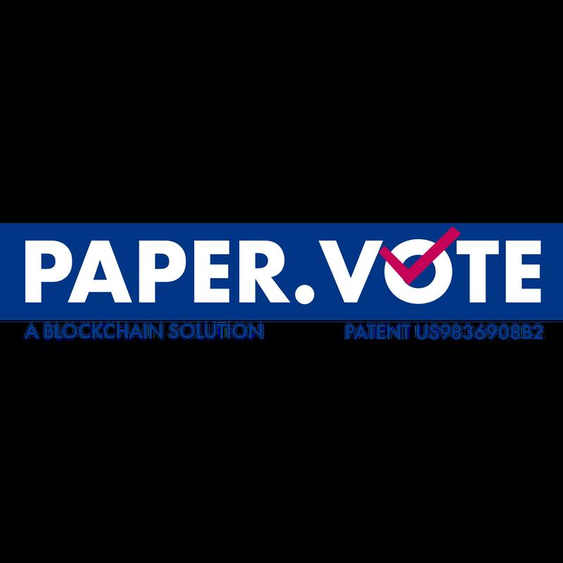 Paper.vote Logo