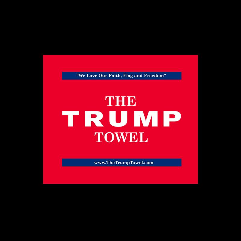 The Trump Towel Logo