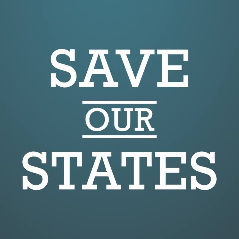 Save Our States Logo