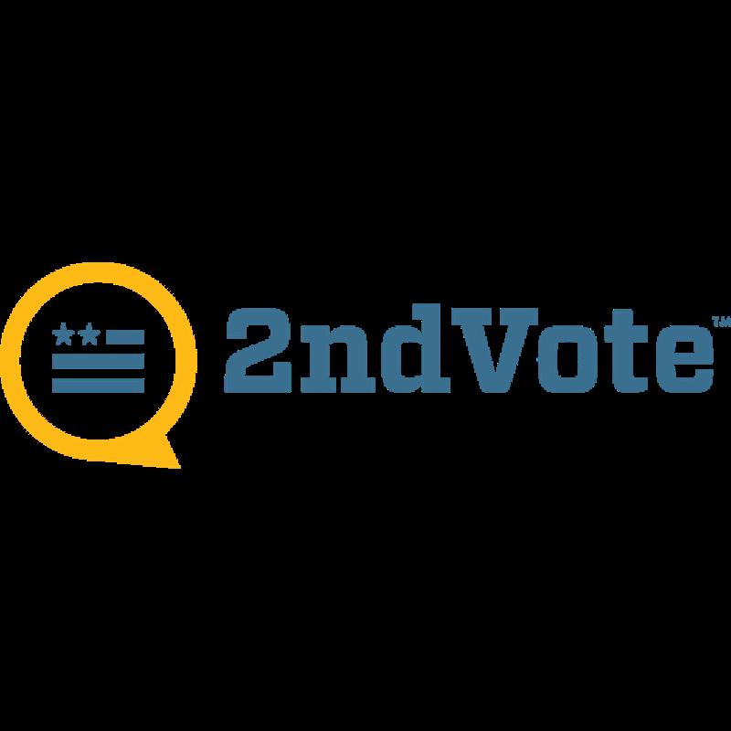 2nd Vote Logo