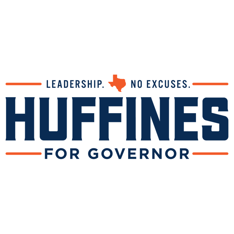 Don Huffines Logo