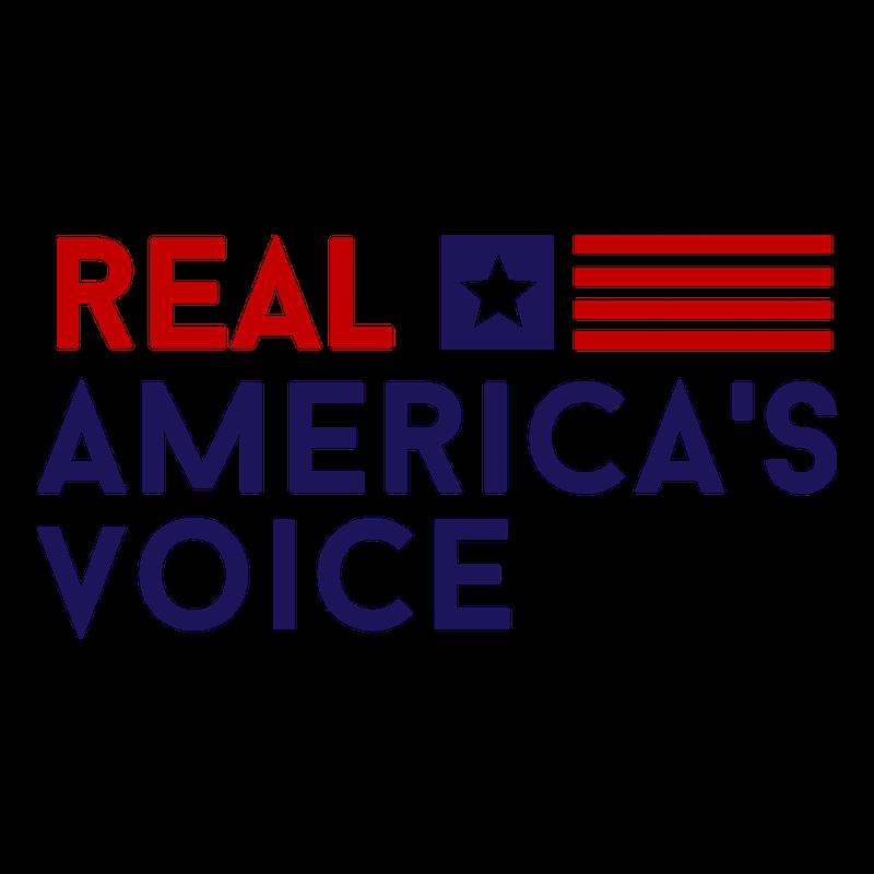 Real America's Voice Logo